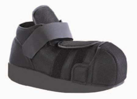 Off- loading Diabetic Shoe