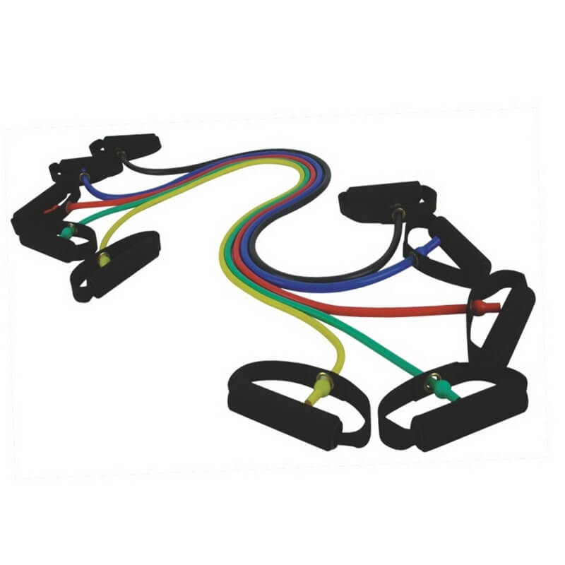 Rainbow Tubing With Handles