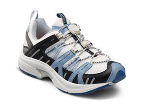 Refresh Blue orthotic shoes