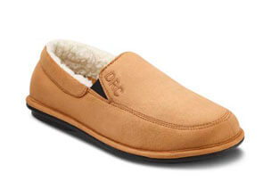 Relax Camel orthotic shoes